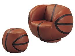 sport themed baseball glove chair baseball ottoman belfort crown mark kids sport chairs basketball chair ottoman