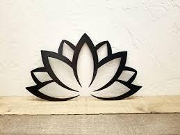 on lotus wall art metal with lotus flower decor metal wall art lotus flower art namaste