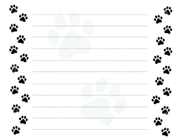 Dotted Line Template Free Printable Writing Paper With Dotted Lines Download Them Or Print