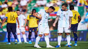 شجار بين لاعبي الأرجنتين يغضب المدرب سكالوني
