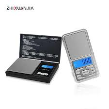LED <b>Digital Pocket</b> Scales 100g 200g <b>500g</b> 0.01 / <b>0.1g</b> kitchen Scale ...