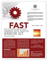 Newletter Formats Technical Newsletter Templates In Microsoft Word Adobe