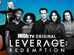 """Leverage: Redemption"""" Season 2 Release ..."""