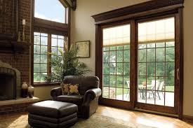 photos of pella sliding glass door