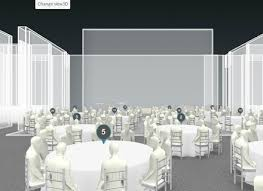 Wedding Table Planner Tool 55 Reception Table Planner Reception Layout On Pinterest