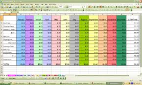 Profit Spreadsheets Working With Excel Spreadsheets As How To Make A Spreadsheet How To