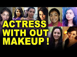 video actress with out makeup shocking visuals of indian actress with out makeup in