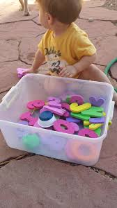 Sensory Activities for the one-year old! | Our Micro Lives