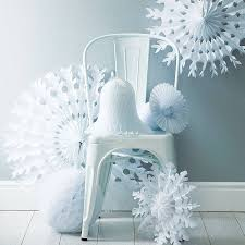 Winter Ball Decorations Decorations White Winter Christmas Interior Decor Featuring 52