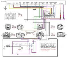 expert toyota car radio wiring diagram toyota radio wiring diagram  at How To Make A Car Stereo Wiring Harness