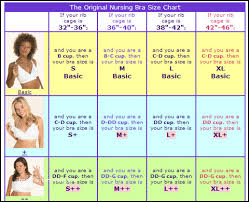 Addition Elle Bra Size Chart 42 Proper Bust In Size Chart