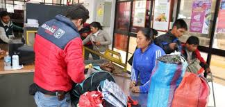 Resultado de imagen para aduanas chile visita papal