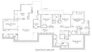 house plan one story farmhouse floor plans lovely modern house plans with two