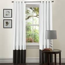 Bedroom Curtain Rod Curtains And Drapes Curtain Rod Sheer White Window Glass Flower