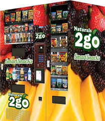 Natural Vending Machines Magnificent A New Beginning A New Franchise N48Go