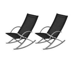 garden rocking chairs for