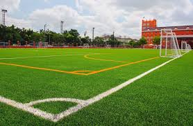 Artificial turf soccer field Backyard Compared To The Headsmashing Hits Of American Football Or The Bonecrushing Scrums Of Rugby Soccer Has Traditionally Been Perceived As Relatively Safe Aliexpresscom Safety Of Artificial Turf Fields Questioned The Pulse