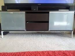 100 ikea tobo entertainment stand less than 3 months old