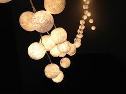 patio string lights ball