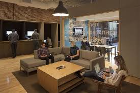 Traditional office design Brown Nontraditionalofficedesign Mindful Design Consulting Portland Office Design Accommodates Employees Work Styles