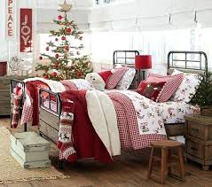 Christmas Quilt Bedding Sets Christmas Bedspreads And Quilts I ... & Christmas Bedroom Themed Bedding For Twin Beds From Pottery Barn Kids  Holiday 2014 Christmas Quilt Bedding Adamdwight.com