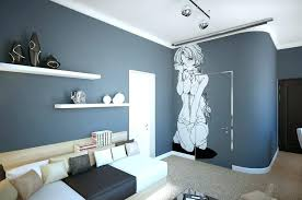 blue gray paint bedroom. Modren Blue Blue Gray Paint Bedroom Grey Walls In  Simple Intended Blue Gray Paint Bedroom O