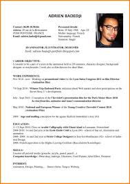Fascinating Curriculum Vitae Of Famous Person Famous Resume In