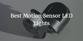 best outdoor indoor motion sensor led lights