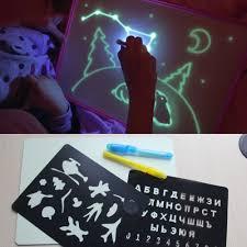 Kids Light Board Kids Magic Night Light Drawing Board