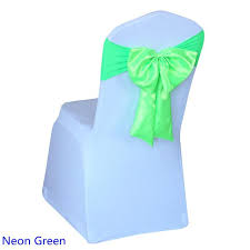 green chair sashes neon green colour chair sash erfly style satin sash with sash fit all green chair sashes