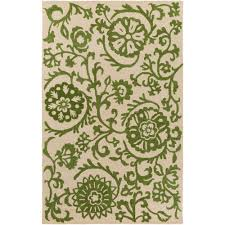 artistic weavers rhodes maggie kelly green 8 ft x 10 ft indoor area rug