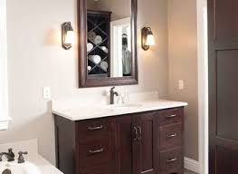 brown bathroom furniture. Bathroom Furniture Maple Wood Light Brown Freestanding Glass