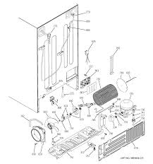 ge refrigerator water dispenser wiring diagram new era of wiring ge model psi23ngpabb side by side refrigerator genuine parts rh searspartsdirect com ge profile ice maker