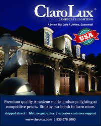 Clarolux Outdoor Lighting Clarolux Landscape Lighting Fixtures Now Proudly Made In The