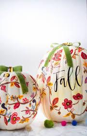 Best 25+ Painted pumpkins ideas on Pinterest | Painting pumpkins ...
