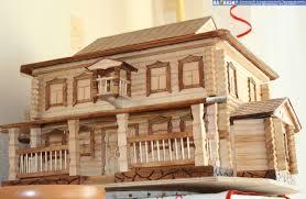 Деревянный макет дома дипломная работа студента ТЭФ ЧГПУ Деревянный макет дома дипломная работа студента ТЭФ