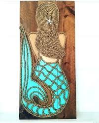 large vertical wall art mermaid wall art wood panel m street mermaid wall art wood panel