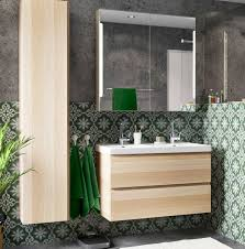 sink furniture cabinet. mix materials for a bathroom that suits your style the godmorgon sink cabinet and furniture