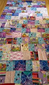 How To Make A Quilt With Floating Bias Binding | Sewing Bee Fabrics & Random cotton placement for quilt top Adamdwight.com