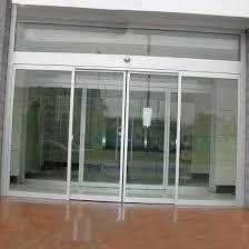 china framed glass sliding door