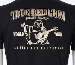 True Religion Plus Size Chart Details About True Religion Mens T Shirt Buddha Black With Gold Foil 79 Jeans Nwt