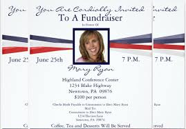 political fundraiser invite 14 fundraising invitation templates free sample example