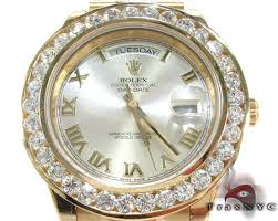rolex day date ii president yellow gold 218238 27769