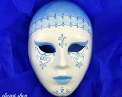 Decorative Face Masks Plaster Mask Plaster Wall Décor Plaster Wall Art Plaster 48