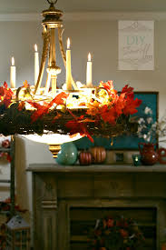 inspired kitchen cdab white brown: fall chandelier fall chandelier fall chandelier