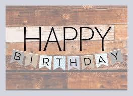 Happy Birthday Business Card Buy Birthday Greeting Cards B1602 Business Greeting Card