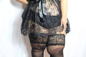 plus size thigh high socks finally plus size stockings up to 4x a glamory hosiery review