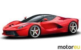 Ferrari Laferrari 963 Hp 2013 2018 Mpg Wltp Fuel Consumption