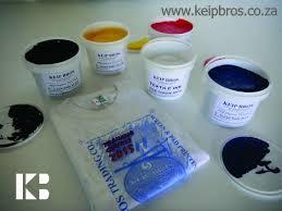 Pantone Colour Chart Pms Ink Mixing Recipe Book Silkscreen