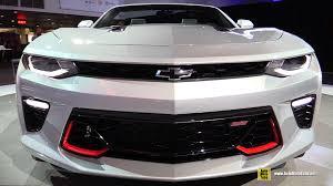 chevrolet camaro 2016 interior. 2016 chevrolet camaro ss convertible exterior and interior walkaround detroit auto show youtube